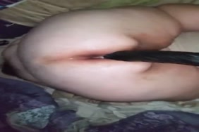 Bbw مع كبير الثدي الملاعين كس مع دسار.