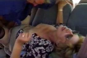 الزوج يصور زوجته مثير يحصل creampie الساخنة من بي بي سي.